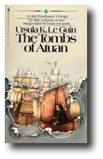 The Tombs of Atuan Ursula K. Le Guin